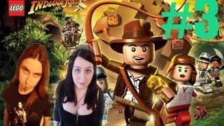 Lego Indiana Jones: The Original Adventures 100% City of Danger All Treasures, Collectibles Guide