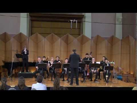 Eben- Windows, for Trumpet and Chamber Ensemble