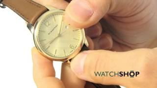 Burberry Ladies' The Classic Round Watch (BU10101)