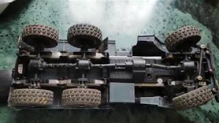 Іграшки Відео Для Дітей - Функція 6 Колесо Військова Вантажівка.