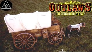 outlaws of the old west gameplay deutsch 04 ein gaul fr den cowboy pferde zhmen