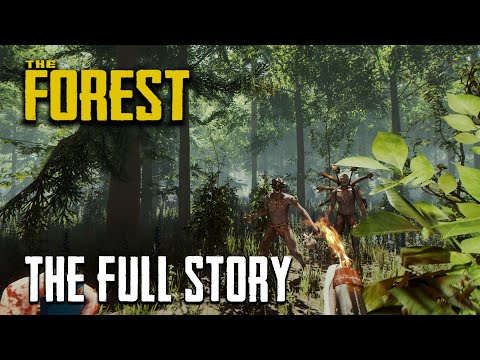 The Forest: The Full Story (Lore Series)