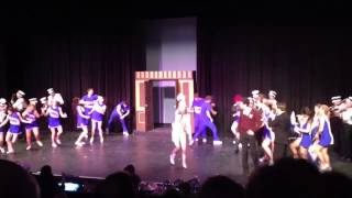 kvhs legally blonde act 1 highlights