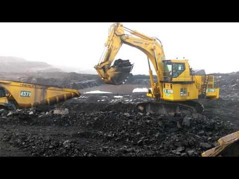 Mining contractor terbesar asia ke 4 dunia pt PT. Pamapersada Nusantara