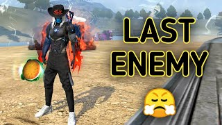 SOLO VS SQUAD || LAST ENEMY IS THE MOST DANGEROUS ONE 🙄 || IS DOUBLE AK47 BEST COMBINATION 🤔 ???