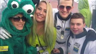 Karnevalswagen Goldenstedter Karneval 2015  Ausrast AG  NEU