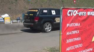 Jeep SRT Ardinvest, Квалификация. Одесса. Чемпионат Украины