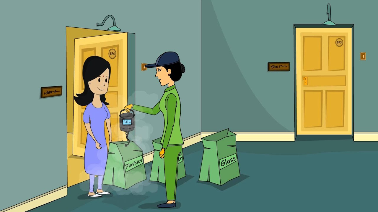 Waste Management and Recycling Video - YouTube