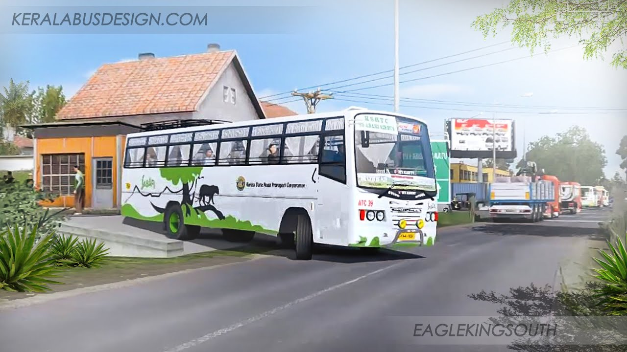 keralabusdesign – Bus Designs & Game Mods