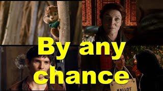 Английские фразы: By any chance (примеры из фильмов и сериалов)
