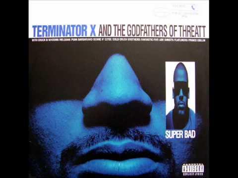 Terminator X - Krunchtime (Feat. Melquan & Punk Barbarians)