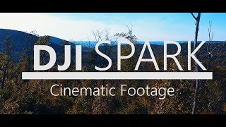 DJI SPARK CINEMATIC DRONE FOOTAGE - Polar Pro ND Filters - JAMIS BIKES - Fall Foliage