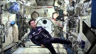 Highlighting Life in Space for Students in Japan