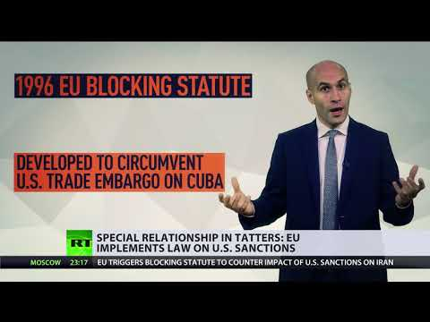 Business is business: EU is firing back at the US