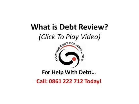 What is Debt Review | Diverse Debt Counsellors Durban