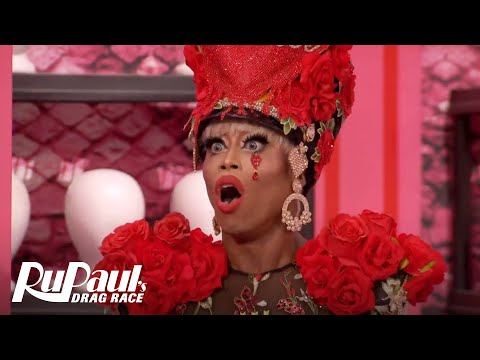 The Library is Open! 'Extended Scene' | RuPaul's Drag Race A