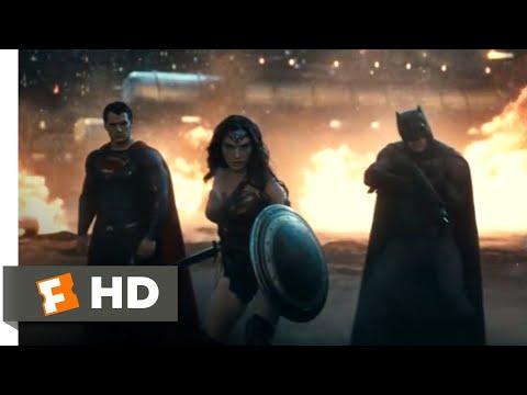 Batman v Superman: Dawn of Justice (2016) - The Trinity Scene (9/10)   Movieclips