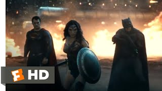 Batman v Superman: Dawn of Justice (2016) - The Trinity Scene (9/10) | Movieclips
