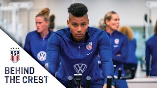 BEHIND THE CREST EP. 20 | January Camp Kicks Off 2020 for the USWNT