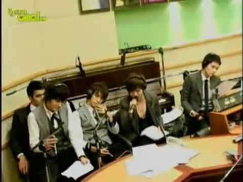 [090313] Super Junior (KRY) Sings Let's Not on Su*kira