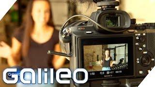 Der Weg zum YouTube-Star: So wird man zum Influencer | Galileo | ProSieben