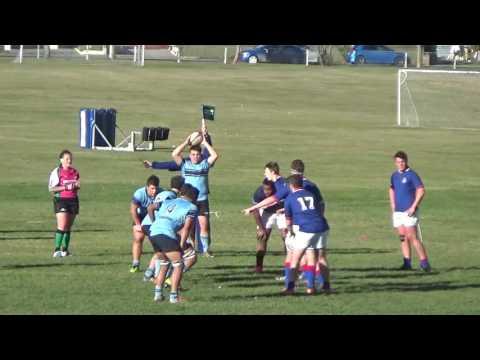 1st XV vs St Kevin's 1st XV- First Half