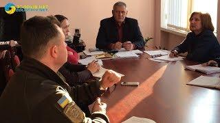 Відбулося засідання оргкомітету з нагоди відзначення Дня Гідності і Свободи