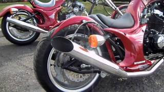 250cc Street Legal 3/4 Chopper Motorcycle Review - CountyImports.com - 877-300-8707