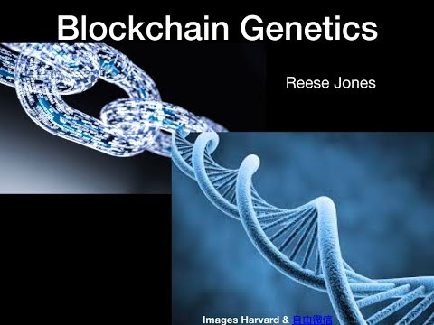 Blockchains' Evolution by natural selection like biology's genetics