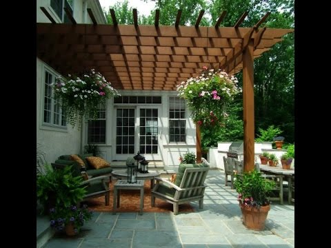 Style and Innovation: Different Types of Pergolas For Your Home - Style And Innovation: Different Types Of Pergolas For Your Home