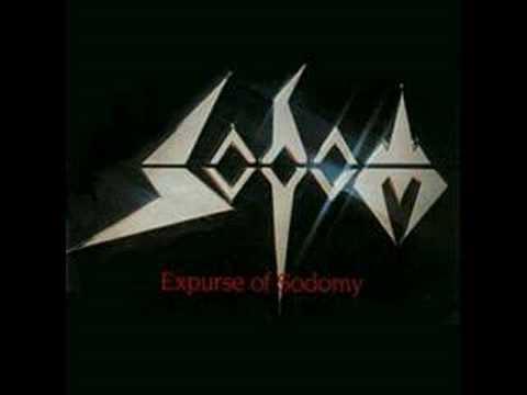 Sodom - Sodomy And Lust