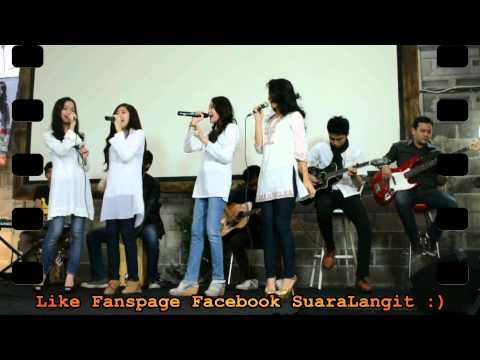 SuaraLangit Band feat Idyllic Part 1/4