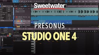 Studio One 4 DAW Software Review