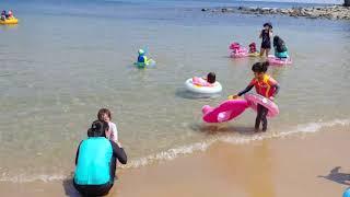 동해여행2,동해바다,강원도고성,마차진해수욕장(여름개장)…