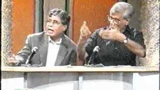 Dr. S.N.M Shehzad (guest) Ptv Program Kasoti 1998