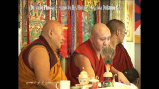 Drikung Phowa Chenmo by His Holiness Gyalwa Drikung Pa Part16