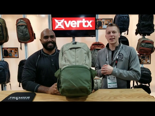 Vertx New Bags Shot Show 2019