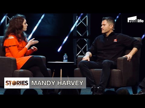 MANDY HARVEY  #RLSTORIES