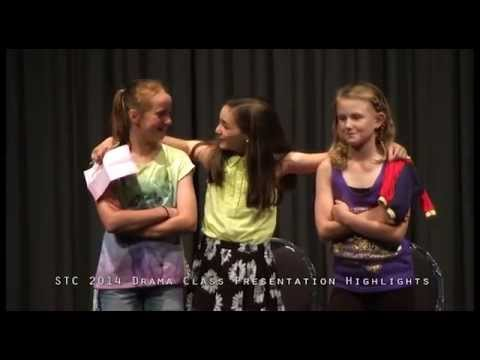 Sydney Talent Company 2014 Drama Class Presentation Highlights