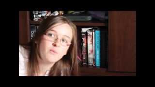 Crazy Librarian: Book Shelf Tour