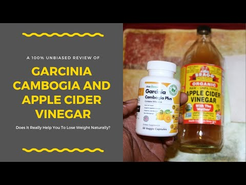 garcinia-cambogia-and-apple-cider-vinegar-diet-for-weight-loss-review