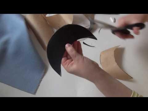 Как сшить берет с козырьком своими руками выкройка берета