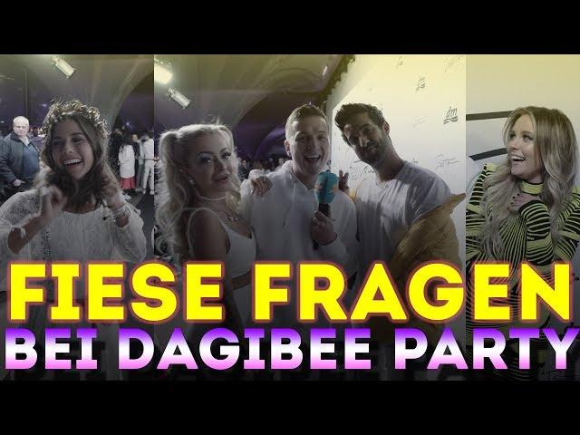 FIESE FRAGEN bei Dagi Bees BEETIQUE Party