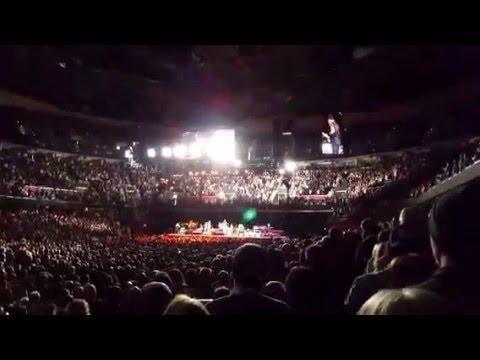 Bruce Springsteen in Cleveland 2/23/2016