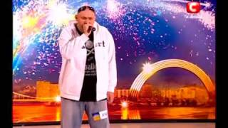 Украина мае талант 2 - Александр Шарата(Украина мае талант! Второй сезон (2010) Одесса., 2010-03-06T18:48:10.000Z)