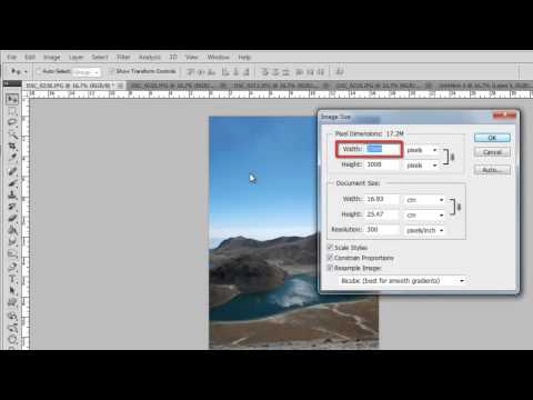 How To Create Picture Film Strip In Photoshop