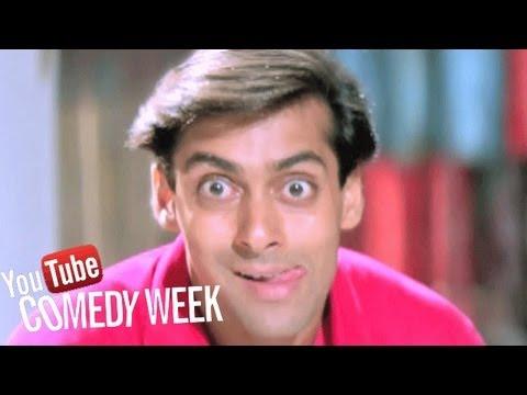 Andaz Apna Apna Best Comedy Scenes Jukebox - 10 Comedy Week