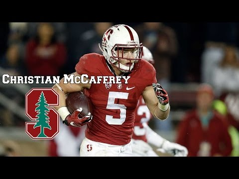 Christian McCaffrey || The UnderDog|| NFL Draft Class 2017