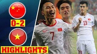 Highlights | Tiến Linh tỏa sáng, U22 Việt Nam đè bẹp U22 Trung Quốc 2 bàn không gỡ | Chất Bóng Đá VN