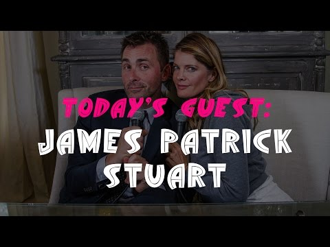 Single Mom A Go Go: Episode 19 - JAMES PATRICK STUART